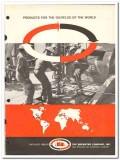 Brewster Company 1963 vintage oil catalog oilfield drawworks blocks