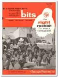 Chicago Pneumatic Inc 1963 vintage oil gas catalog oilfield rock bits